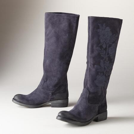 SPIRIT BLOSSOMS BOOTS
