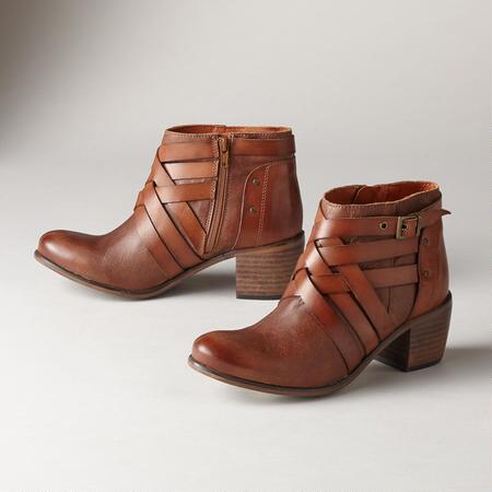 WOVEN MELODY BOOTS