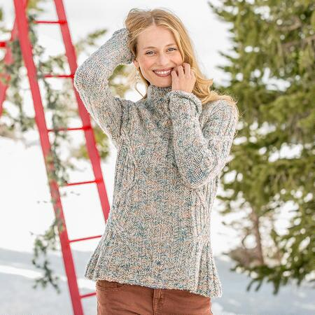 INTO THE WOODS PULLOVER