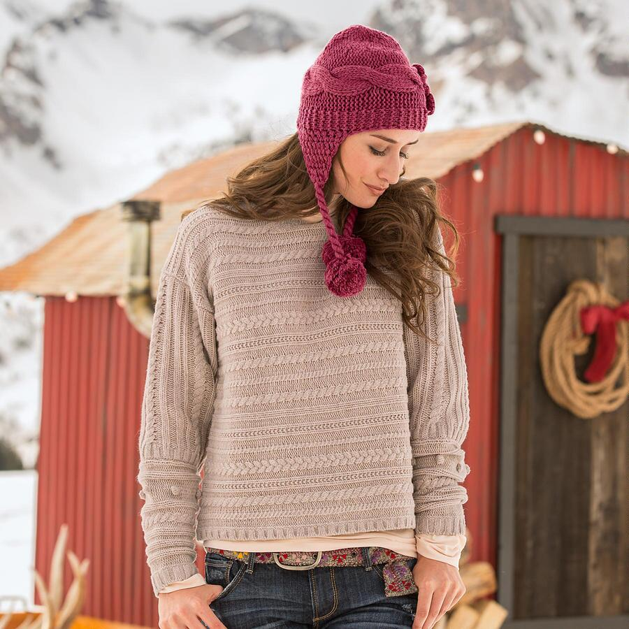 DARLING CLEMENTINE PULLOVER