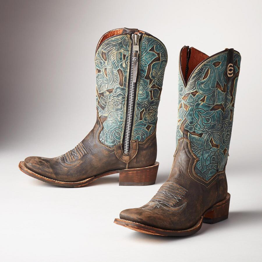 GIRL ABOUT TOWN BOOTS