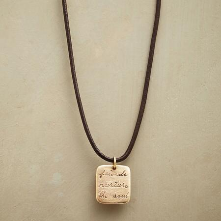 FRIENDS NURTURE NECKLACE