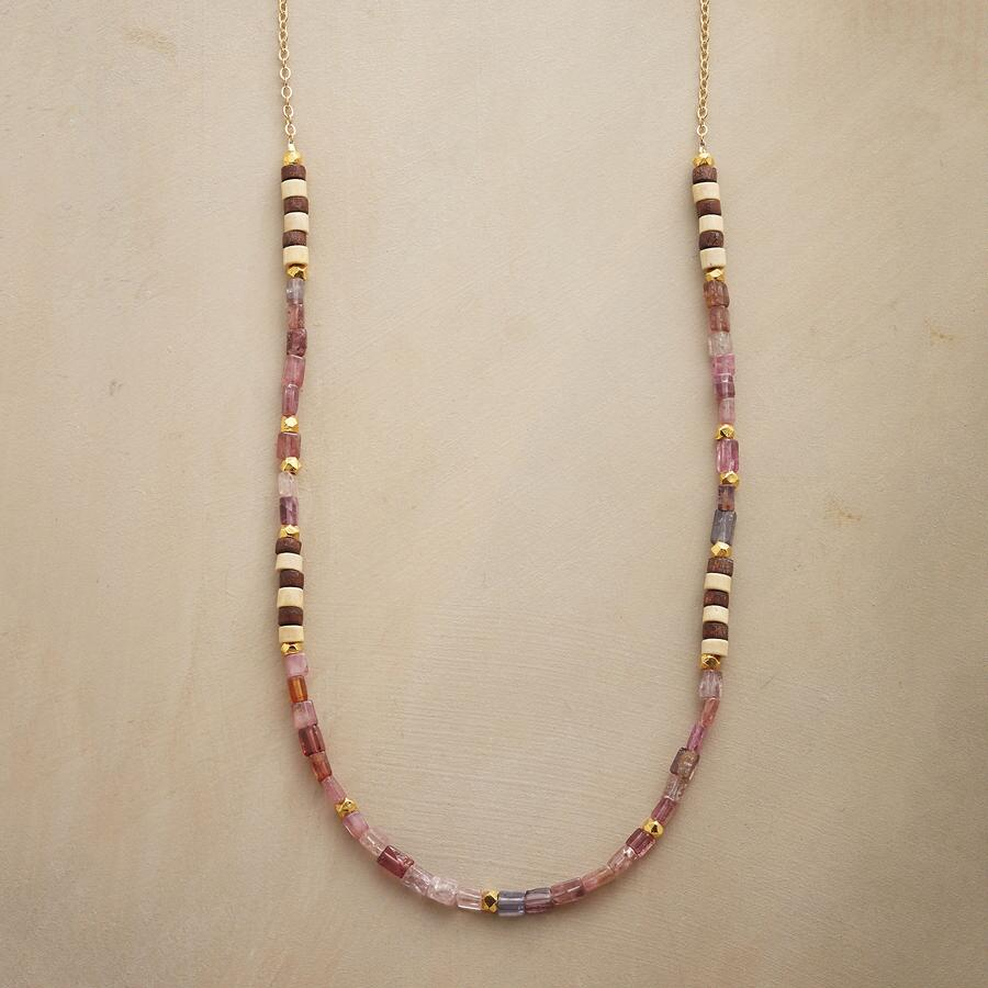 SPINEL TRAVELERS NECKLACE