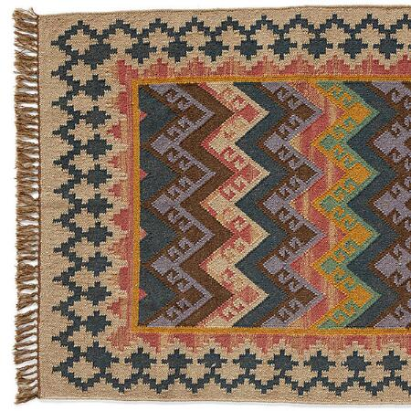 SHADOW DANCE KILIM RUG, LARGE