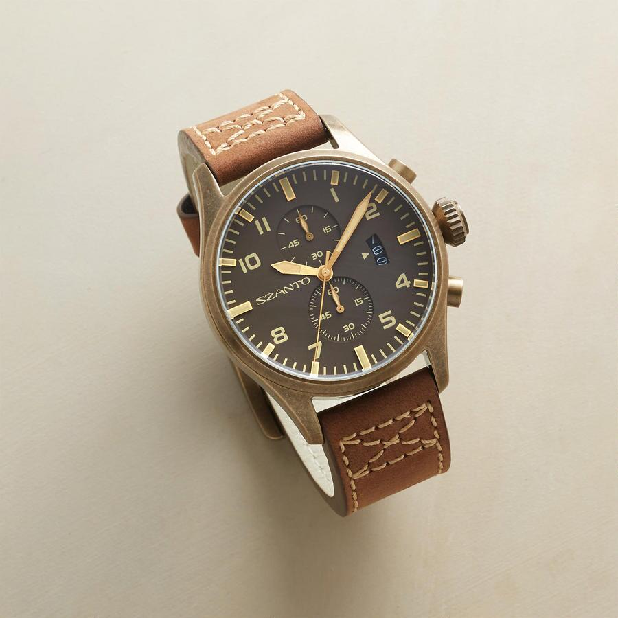 CROWN & GRAYBILL WATCH