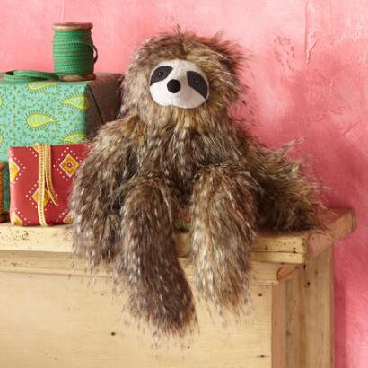 CYRIL THE SLOTH