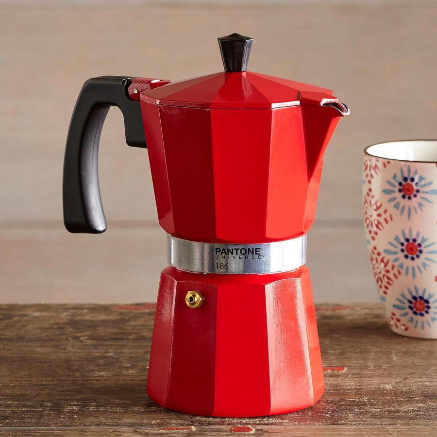 ROSY PANTONE COFFEE MAKER