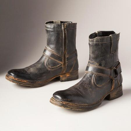 COLTON HARNESS BOOTS