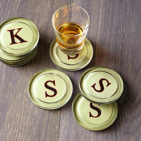 MARK YOUR TERRITORY COASTERS S/4