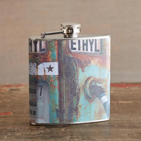 LIQUID COURAGE FLASK ETHYL FUEL