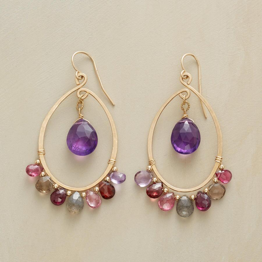 SUGAR PLUM EARRINGS