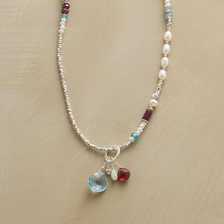 EMBERS & ICE NECKLACE