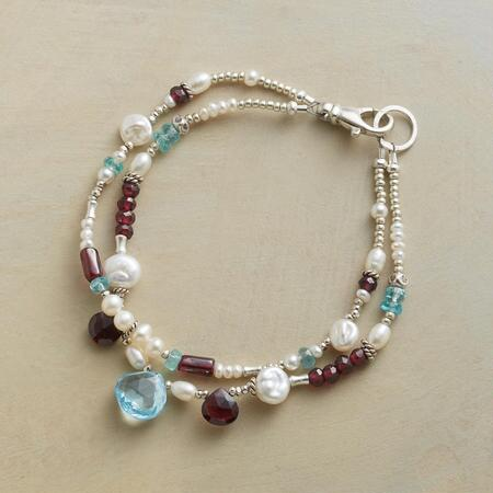 EMBERS AND ICE BRACELET