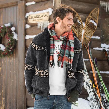 Thorsten Sweater Jacket