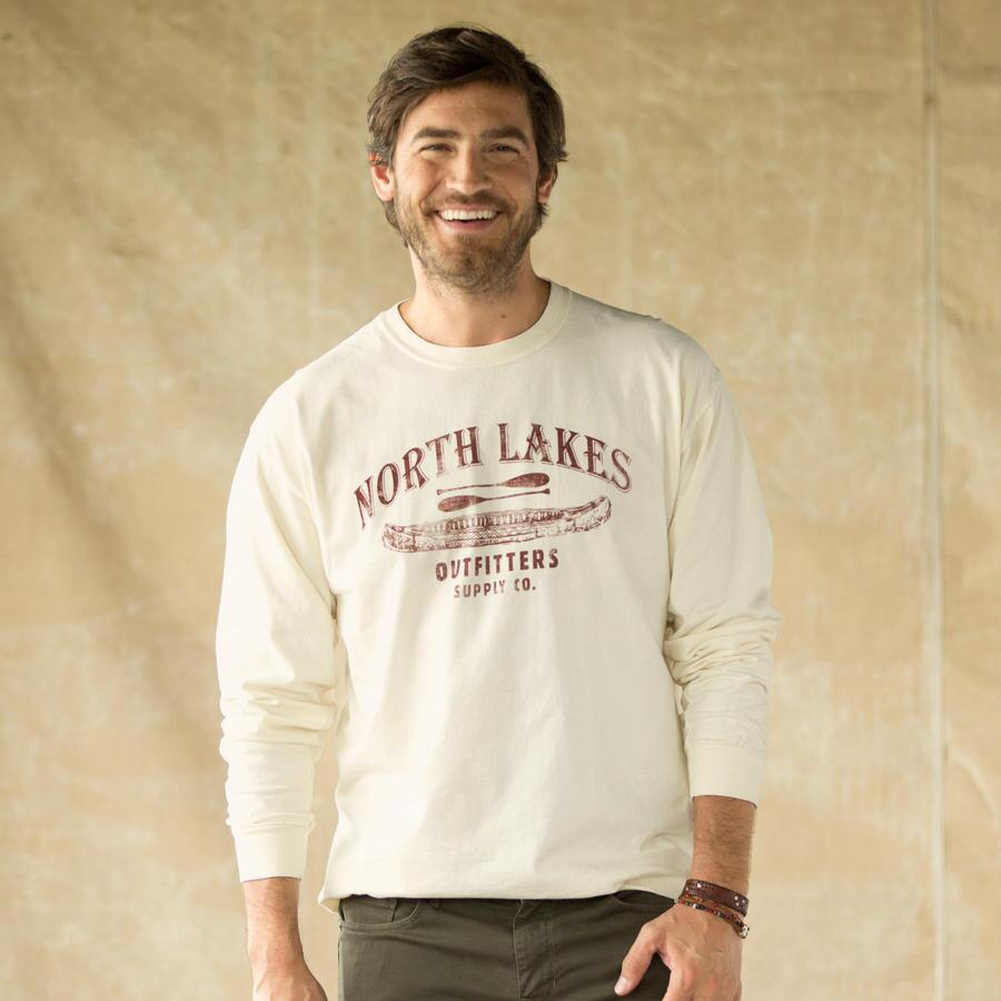 NORTH LAKES OUTFITTERS TEE