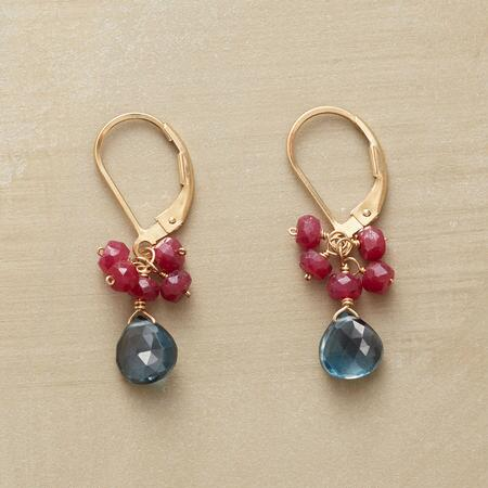 RUBY ROYALE EARRINGS