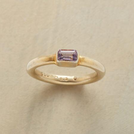 LILAC WINDOWBOX RING