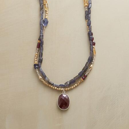 THREE OF A KIND NECKLACE