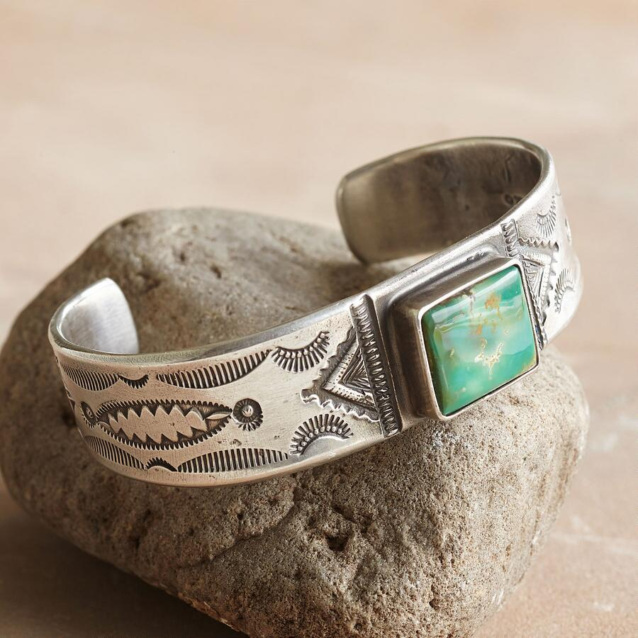 HERITAGE TURQUOISE CUFF