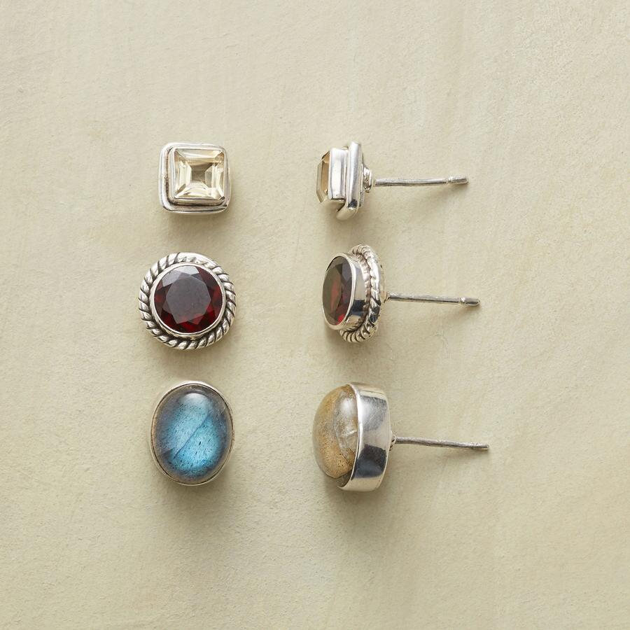 HIGHLIGHTS EARRING TRIO