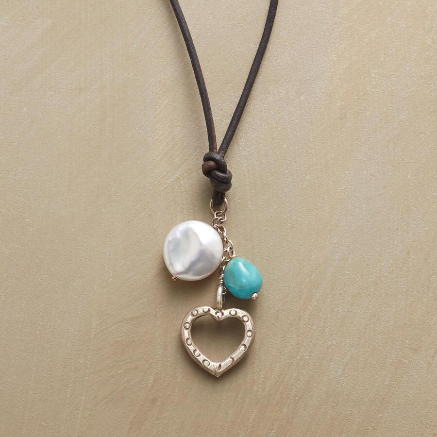 HEALING HEART NECKLACE