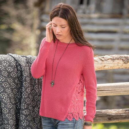 TIMELESS BEAUTY PULLOVER