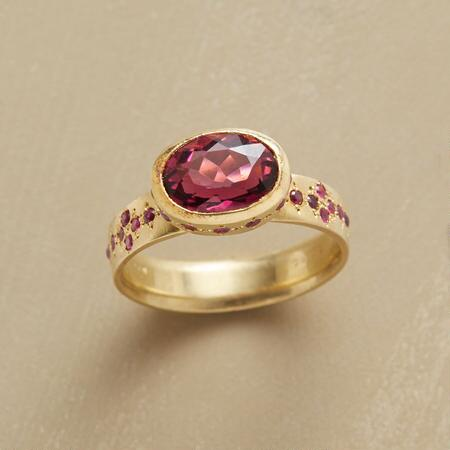 FOREVER IN PINK RING