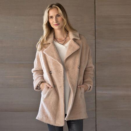 Quinn Overcoat