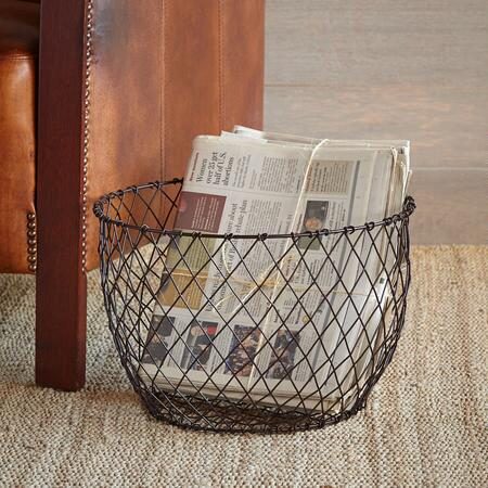 YORK WIRE BASKET
