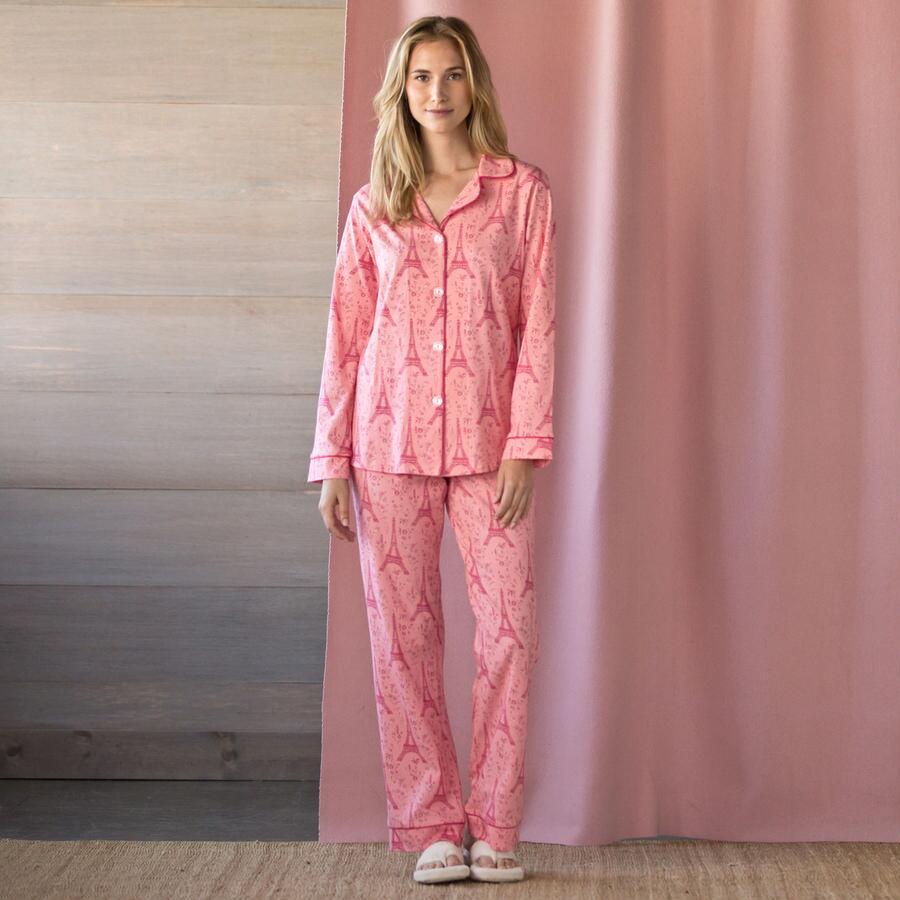 Weekend in Paris Pajamas