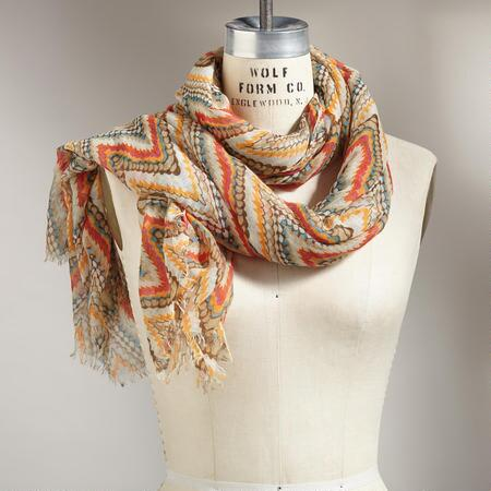 WILDFIRE SCARF