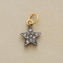 PAVE DIAMOND STAR