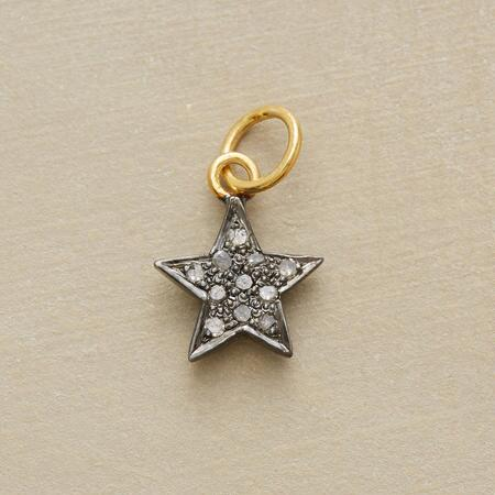 PAVE DIAMOND STAR