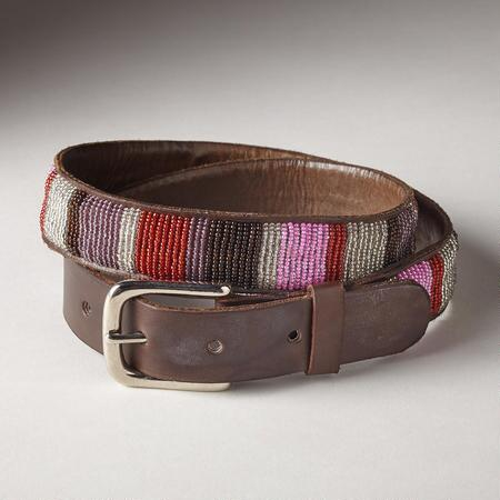 ZYLPHIA BEADED BELT