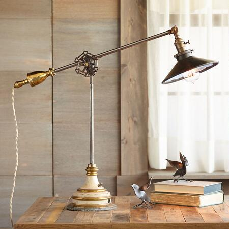 STEWART FALLS TABLE LAMP