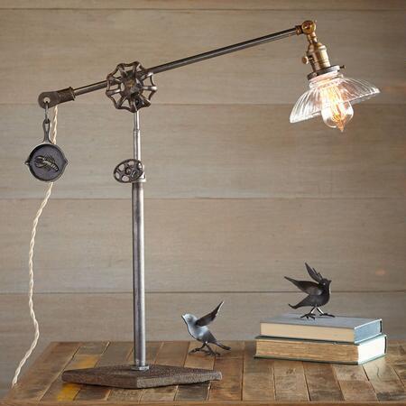 CASCADE SPRINGS TABLE LAMP