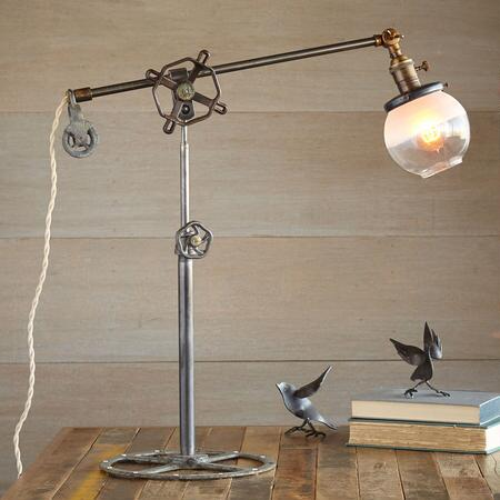TIMPANOGOS CAVE TABLE LAMP