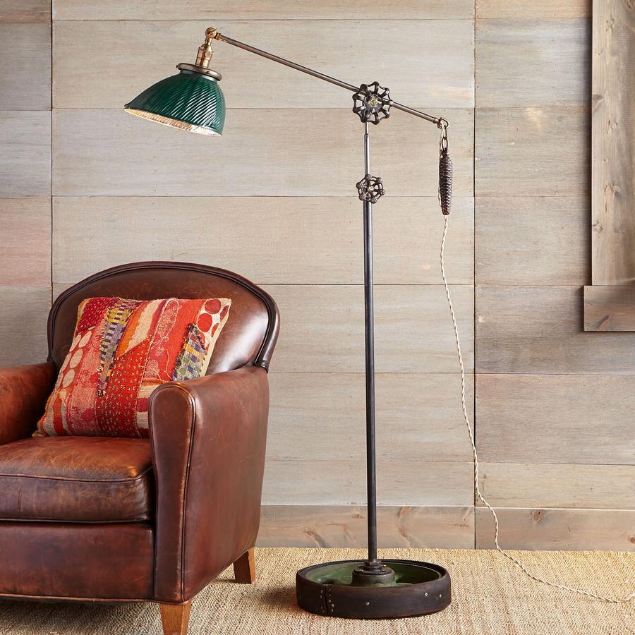 HEBER VALLEY FLOOR LAMP