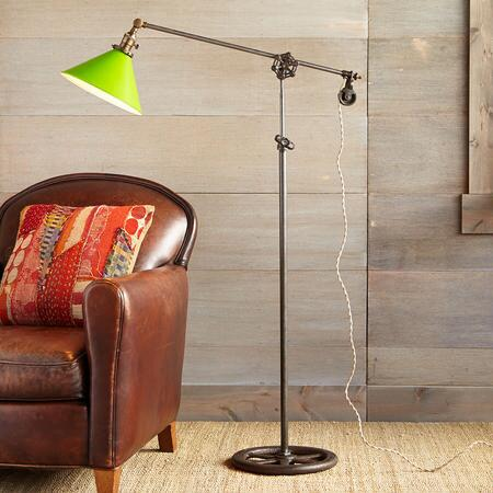 MONUMENT VALLEY FLOOR LAMP