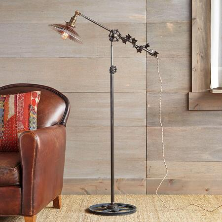 ROBERT OGDEN ARCHES FLOOR LAMP