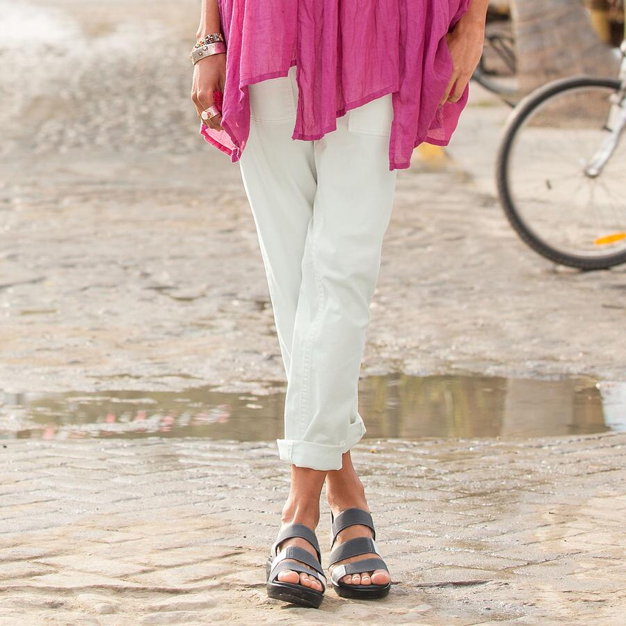 SANCTUARY RELAXED PEACE PANTS