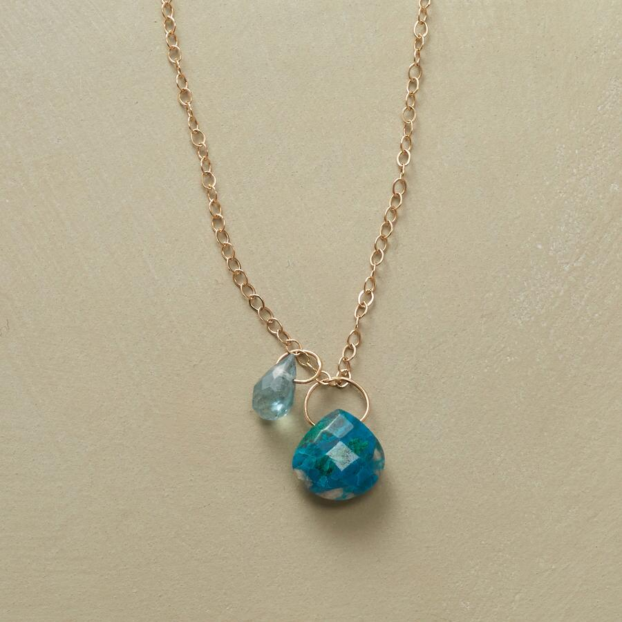 CIRCLE GAME NECKLACE