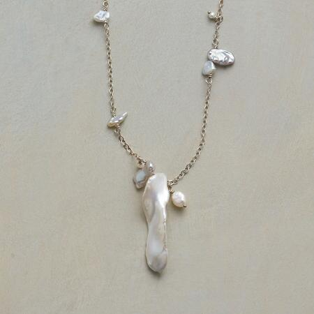 PEARL PANDEMONIUM NECKLACE