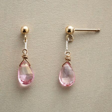 PINK BRIO EARRINGS