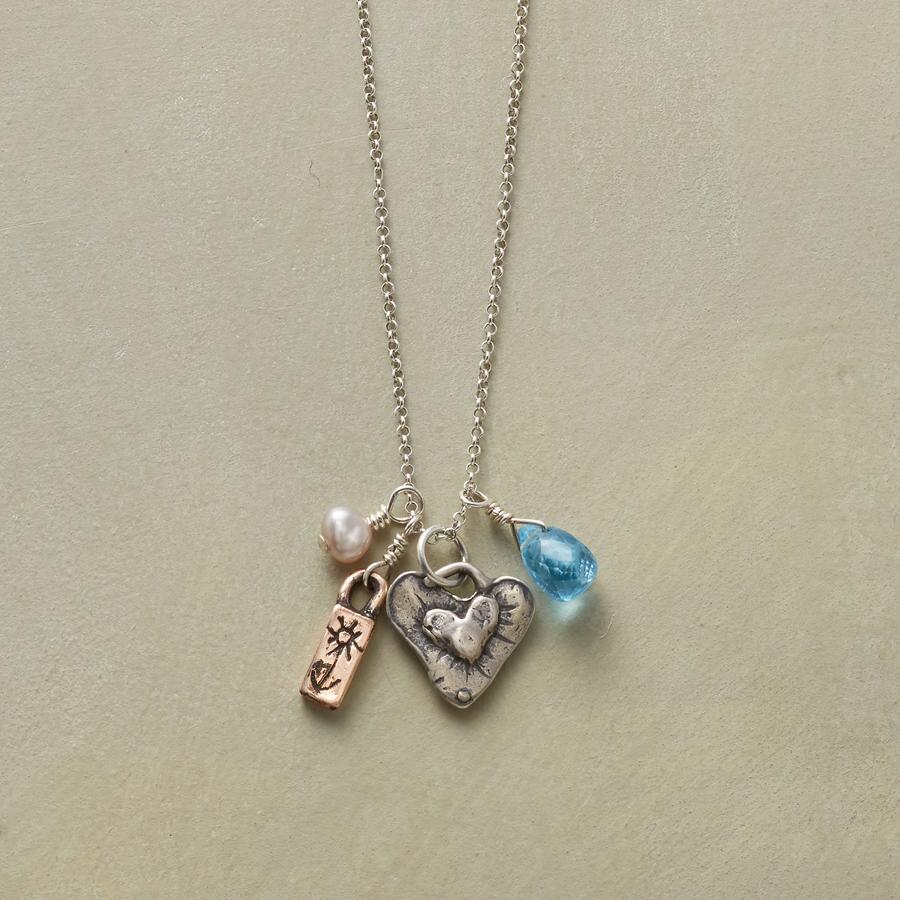 ANGEL OF MINE NECKLACE