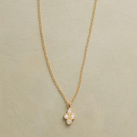 DIAMOND QUARTET NECKLACE
