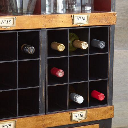 DRAPER WINE CRATE