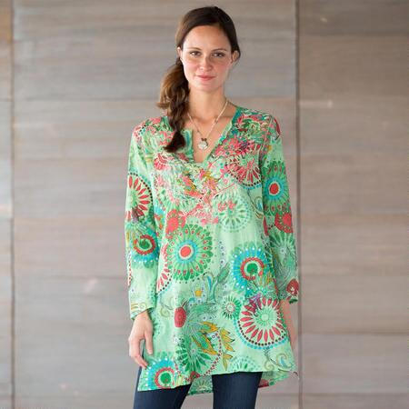 JASMINE BREEZE TUNIC