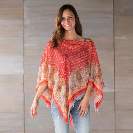FAIR FORTUNE PONCHO
