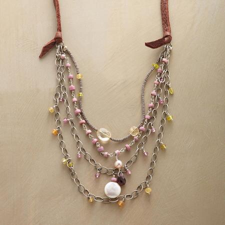 RITES OF SPRING NECKLACE